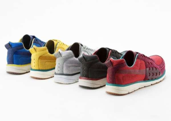 Science-Themed Shoe Packs