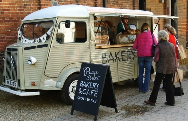 Mobile Bread Boutiques Pump Street Bakery
