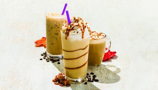 Non-Dairy Pumpkin Lattes
