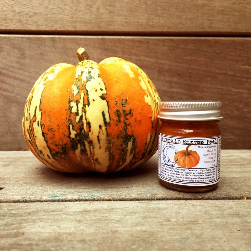 Pumpkin Enzyme Skincare