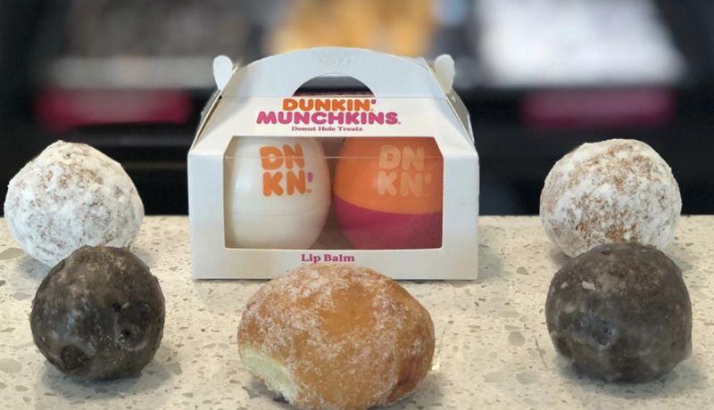 Fast Food-Branded Lip Balms