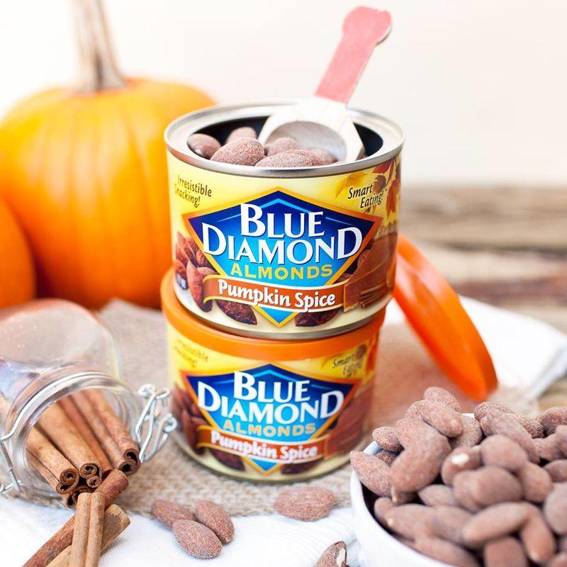 Autumnal Nut Snacks