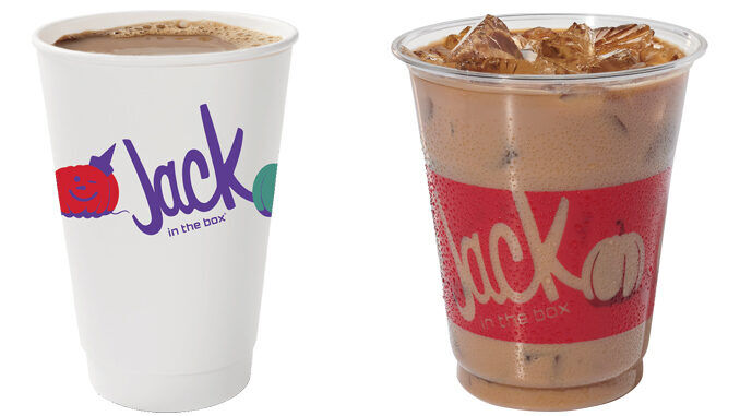 Pumpkin-Themed QSR Coffee Drinks