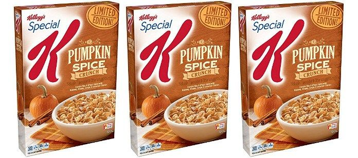 Spiced Autumnal Cereals
