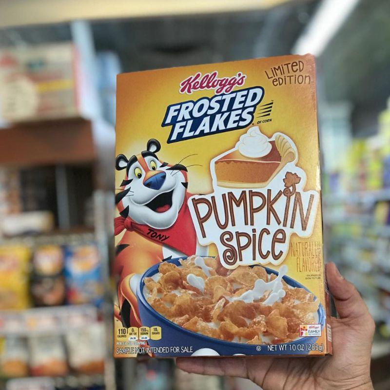 Pie-Flavored Breakfast Cereals