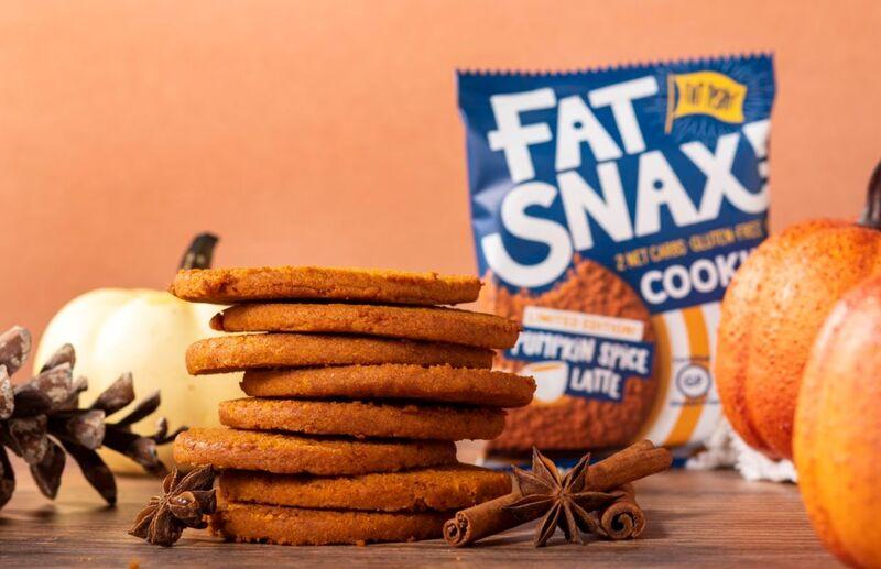 Keto-Friendly Fall Cookies