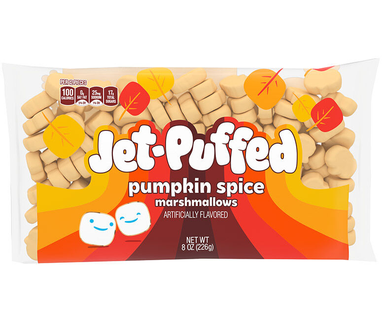Autumnally Spiced Marshmallows