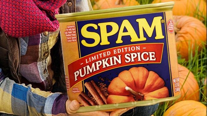 Pumpkin-Spiced Canned Meats