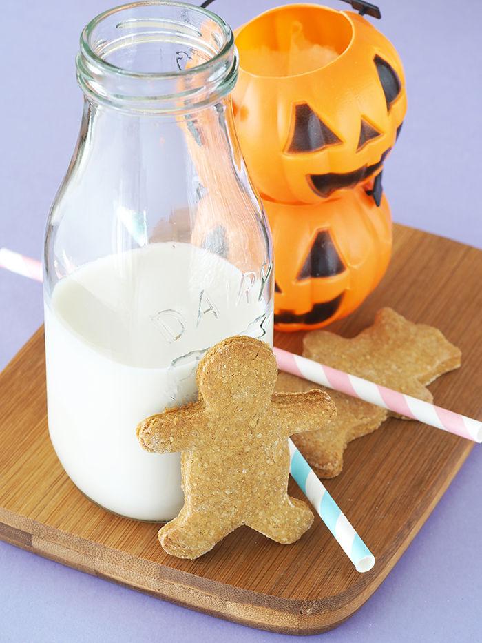 Pumpkin Spread Cookies