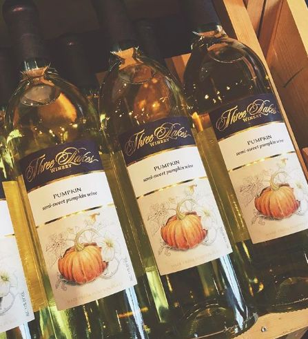 Inexpensive Pumpkin Wines