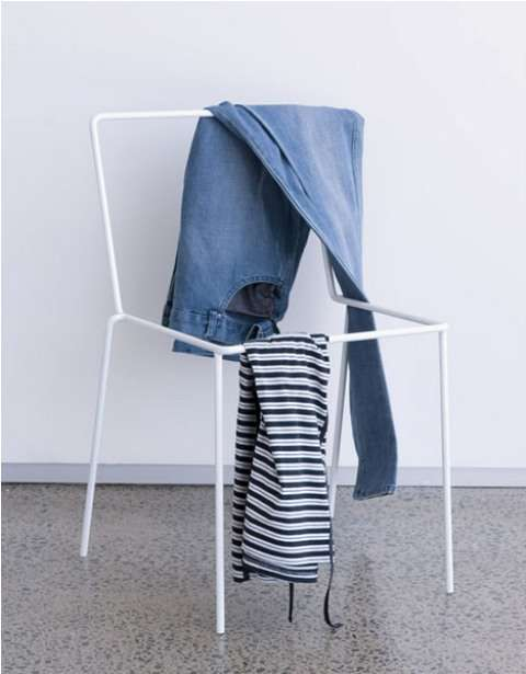 Clothes Rack Seating