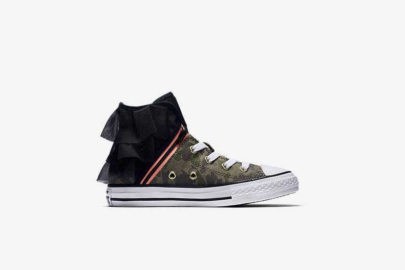 Punk Rock Kid's Sneakers