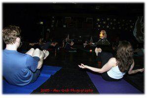 Punk Rock Yoga