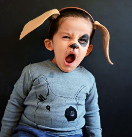 Kiddie Canine Costumes