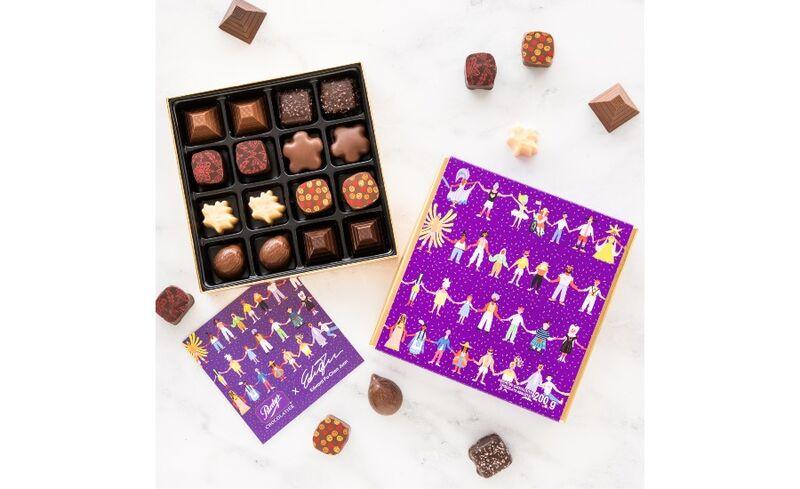 Pride-Celebrating Chocolate Packaging