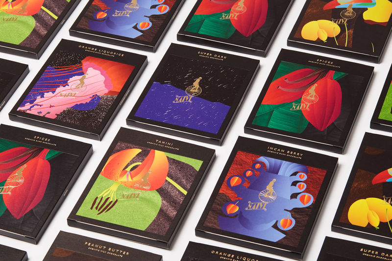 Refined Boutique Chocolates