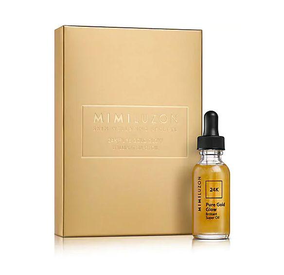 Pure Gold Facial Oils