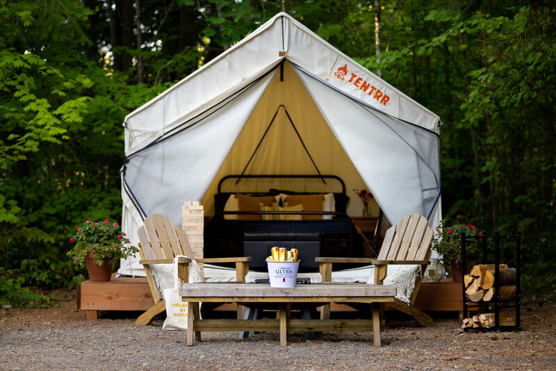 Branded Camping Experiences