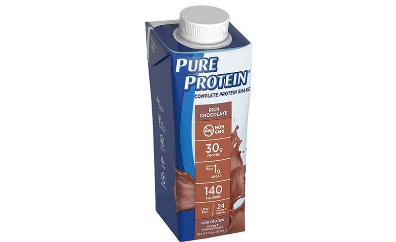 Premixed Protein Supplement Drinks