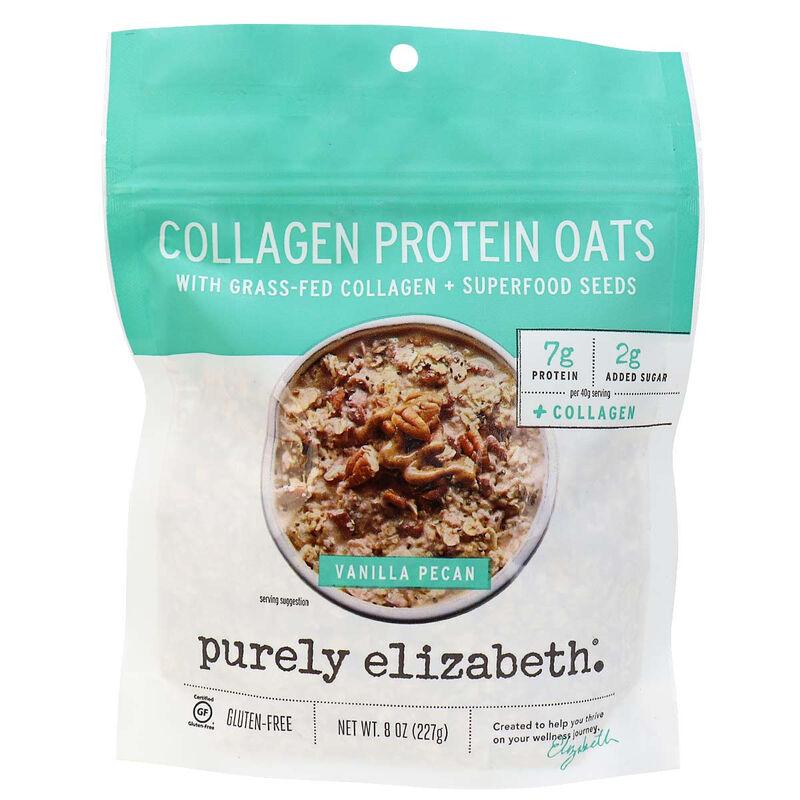 High Protein Collagen Oats