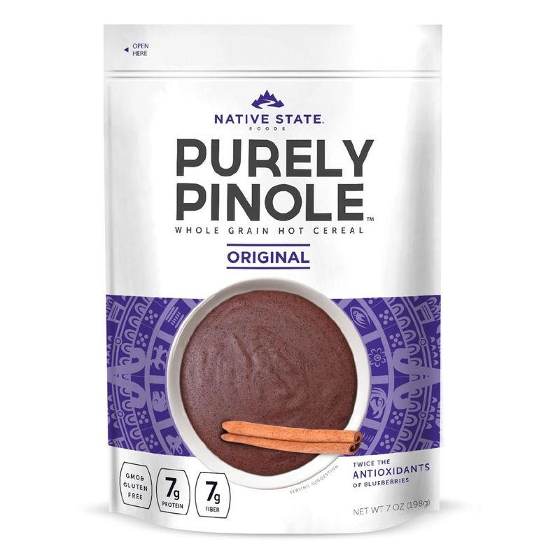 Purple-Hued Porridges