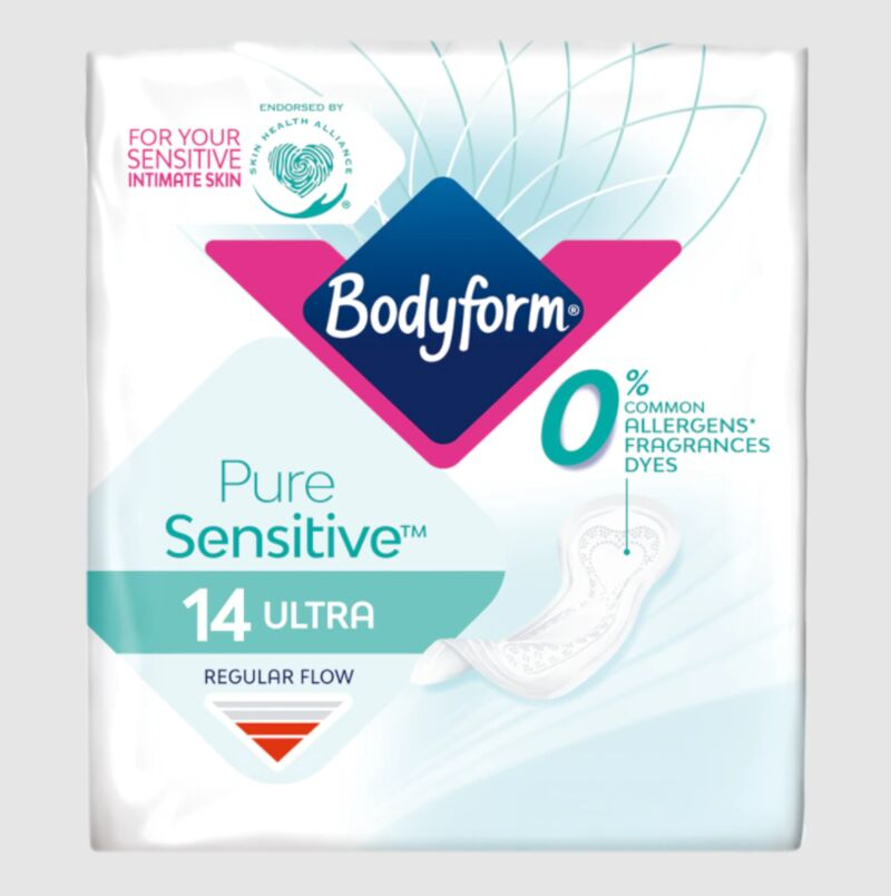 Skin-Friendly Intimate Pads