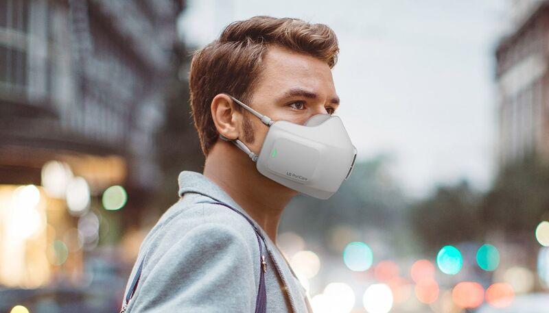 Air-Purifying Masks