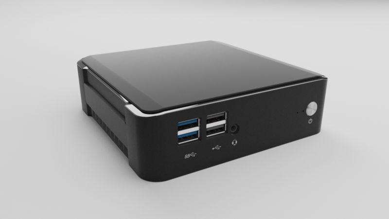 Security-Focused Mini PCs