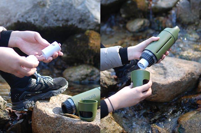Portable Water Purifier Pumps