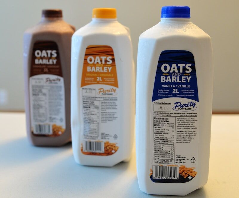 Blended Non-Dairy Beverages