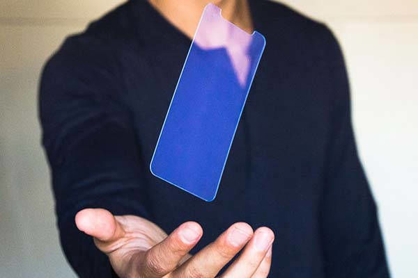 Eye-Protecting Screen Shields