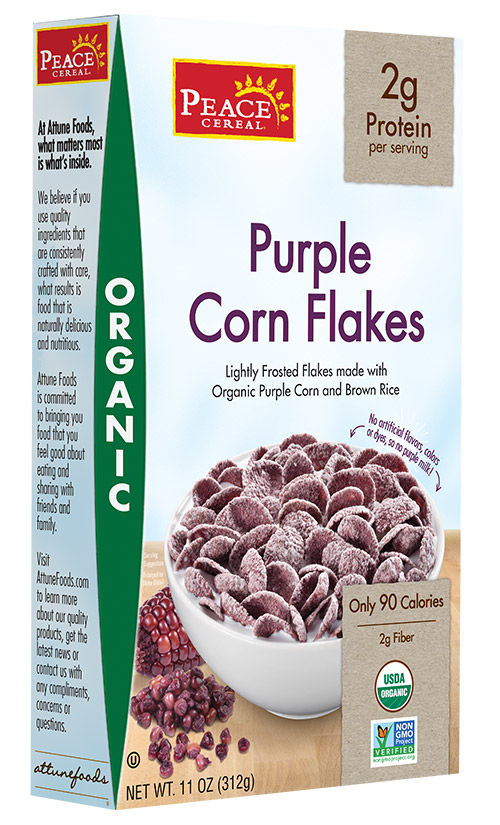 Purple Corn Cereals
