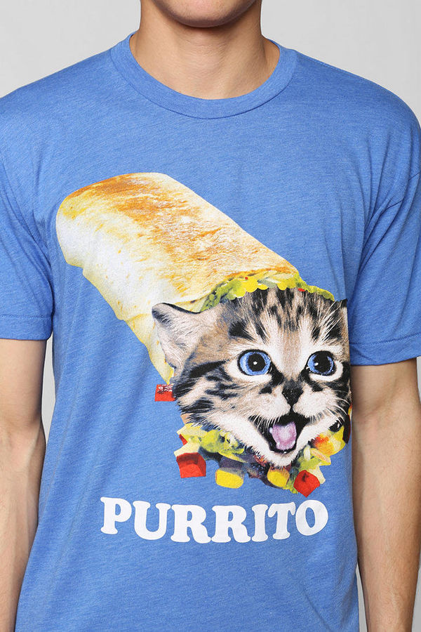 Hilarious Cat Taco Shirts