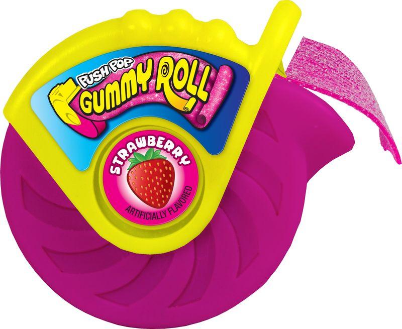 Gummy Candy Push Pops