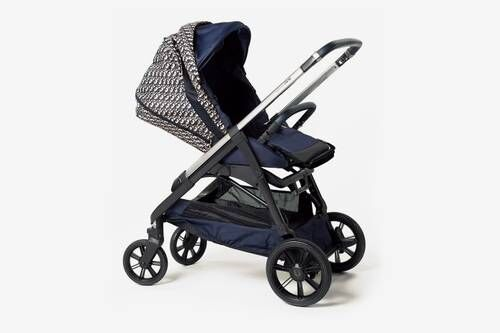 Patterned Luxury Baby Strollers