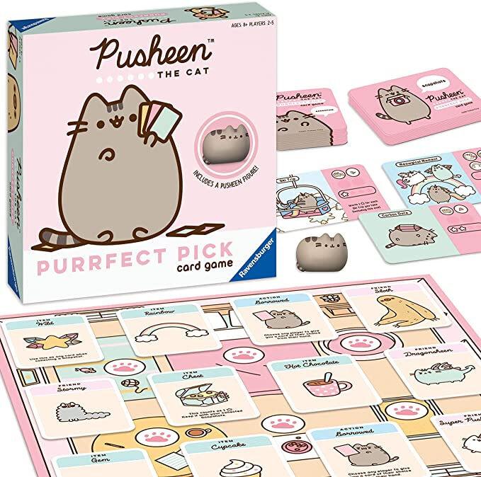 Comical Cat Card Games