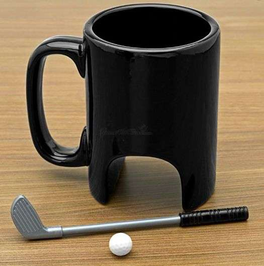 Golfing Coffee Cups