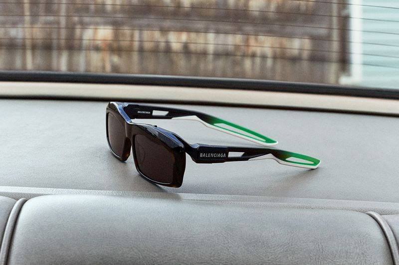 Sporty Modern Hybrid Sunglasses