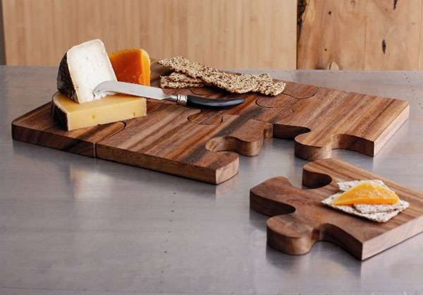 Puzzling Serving Boards