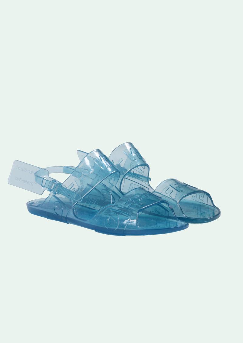 Zip Tie PVC Sandals