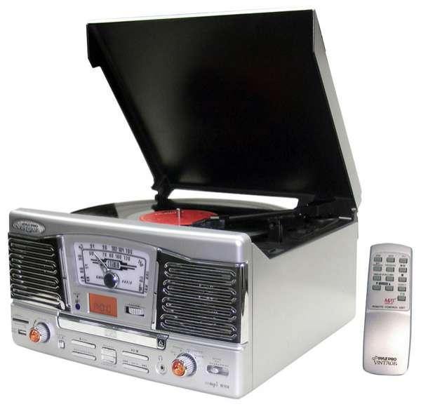 Retro-Futuristic Audio Accessories