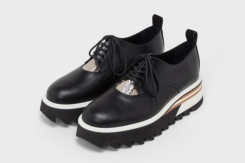 Stylish Python Leather Shoes