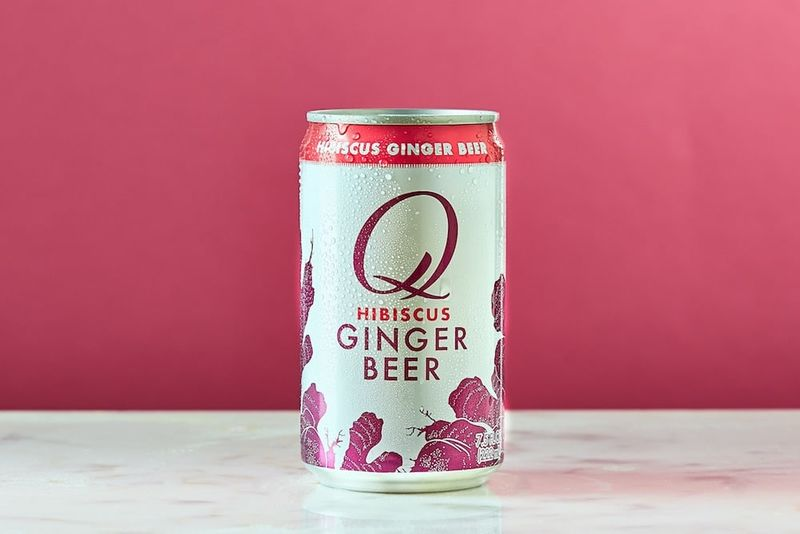 Cocktail-Focused Ginger Sodas