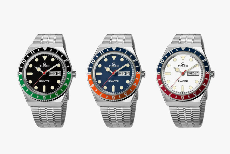 Low-Cost 70s-Inspired Timepieces
