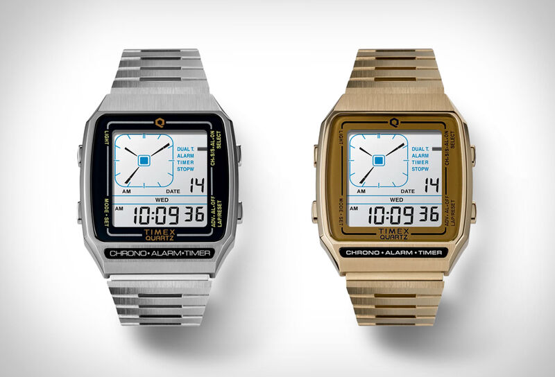 Reissued 80s Timepieces