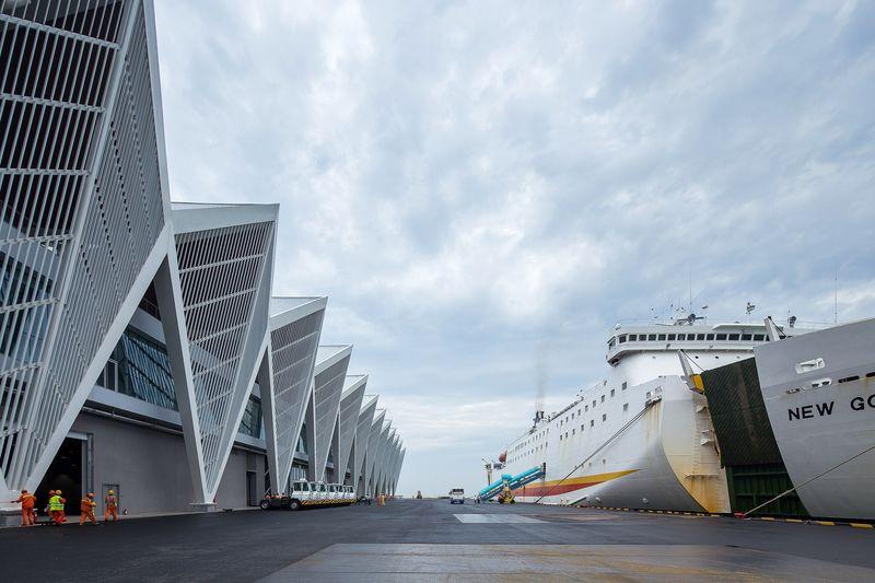 Nautical Cruise Terminal Designs