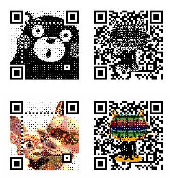 Animated QR Codes