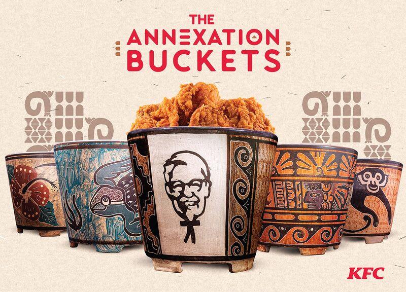 Artisan QSR Buckets