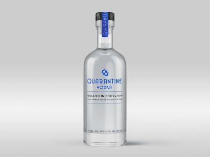 Crisp Stay-at-Home Vodkas