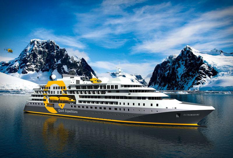 Harsh Environment Cruise Ships